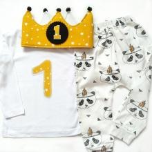 Pack cumpleaños Pandas