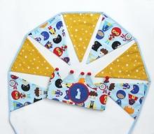 Pack cumpleaños 3 Niño/Niña Varios estampados